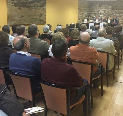 Julio Robisco ha presentado 'La toma del alba' en el Centro Cultural El Torreón