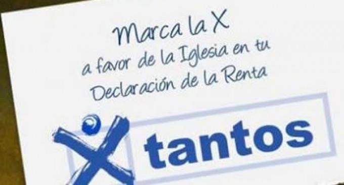 Castilla-La Mancha, la región de España donde más se marca la casilla de la Iglesia en la declaración de la renta de 2016 (un 48,8%)