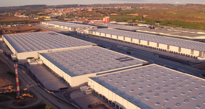 """Merlin Properties inaugura el Parque Logístico """"MERLIN Cabanillas"""", con 200.000 metros cuadrados y ocupado al 100%"""