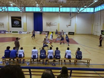 El PCE Instruments Tobarra se impuso en el partido de vuelta de los cruces de play off al CB Daimiel por 80 – 67