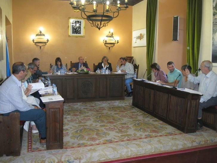 El ayuntamiento de Sigüenza aprueba una declaración institucional para solicitar a la Junta que se inicien las obras de la Depuradora