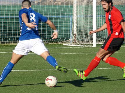 El Yunquera salva un punto frente al Torrejón del Rey en el minuto 90