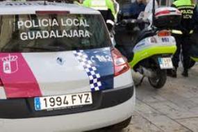 Detenido un menor por robar un móvil a punta de navaja en Guadalajara capital