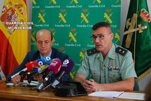 Detenidas 15 personas por presuntamente robar en 52 viviendas de El Casar