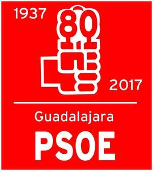 El PSOE de la Guadalajara celebra sus 80 años