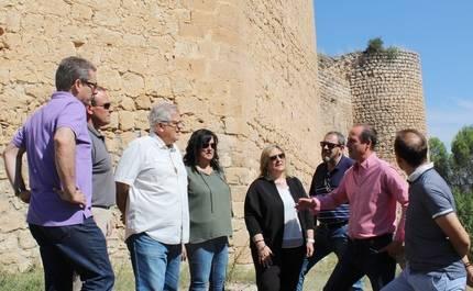 La Junta colabora en la recuperación del castillo de Cifuentes con 424.000 euros