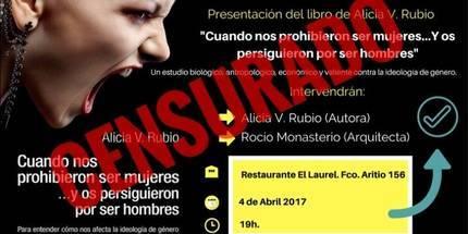 Acusan a la Consejería de Educación de censurar la presentación de un libro en la Biblioteca de Guadalajara