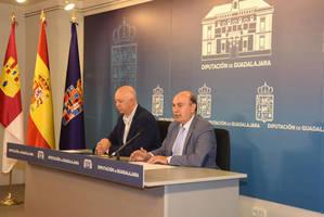 Un gran avance para la provincia : Diputación llevará la administración electrónica a 260 ayuntamientos de Guadalajara