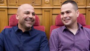 """Los presupuestos enfrenta a los podemitas en Castilla La Mancha : Llorente se enfrenta a García Molina y ve """"contradictoria"""" una enmienda a la totalidad a los presupuestos"""