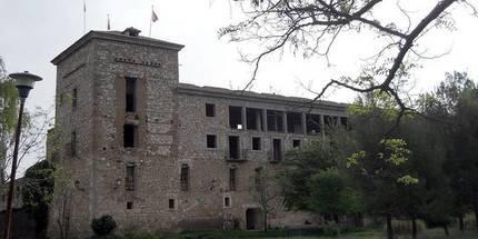 SE VENDE : Monasterio de Sopetrán, ubicado en la Cuenca de Henares, junto al Río Badiel, a unos 45 minutos de Madrid
