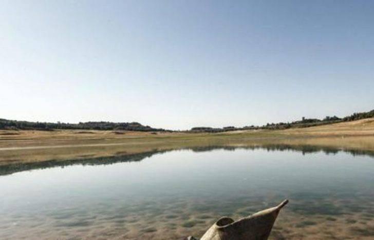 Los pantanos de la cabecera del Tajo siguen su agonía: apenas superan el 13% de su capacidad
