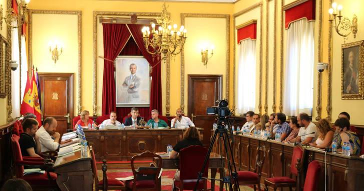 Aprobada la propuesta de Cs Guadalajara para poner en marcha una nueva estructura organizativa que mejore la coordinación entre las diferentes áreas del Ayuntamiento