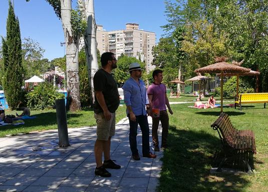 Ciudadanos guadalajara solicita un impulso m s para la for Piscina municipal san roque