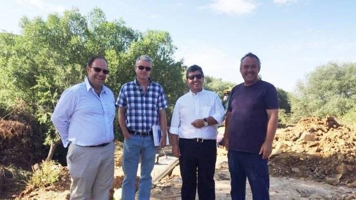 La Junta invierte casi 50.000 euros para mejorar el abastecimiento de Hiendelaencina