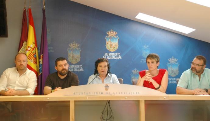 La oposición y la familia Mendieta acusa al Ayuntamiento de Guadalajara de incumplir la ley