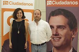 Alejandro Ruíz quiere de Orlena de Miguel sea la candidata de Ciudadanos para presidir la Junta de Castilla La Mancha