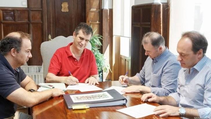 El ayuntamiento de Guadalajara invertirá 428.455 euros en las obras de la calle Sigüenza
