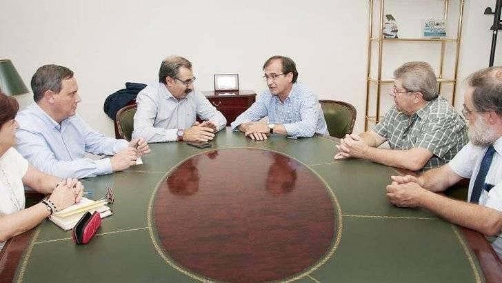 EL consejero Sanidad anima a la Fundación Nipace a expandir sus conocimientos