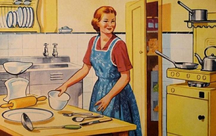 La mitad de los niños españoles asume que las tareas de la casa 'son de mamá'