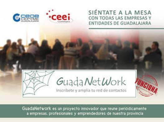 Guadanetwork convoca cuatro nuevos encuentros para finalizar el 2017