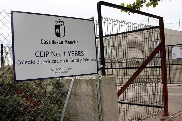 Este lunes Yebes hace realidad el sueño de todos los vecinos con la apertura del colegio público