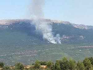 El PP presentará enmiendas encaminadas a ayudar a los vecinos afectados por el incendio de la zona de Yeste