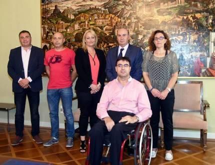 La Diputación de Guadalajara firma convenios de ayuda social por valor 20.000 euros