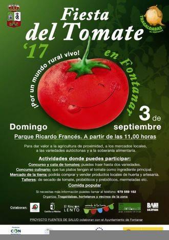 La Fiesta del Tomate de Fontanar va a por su tercera edición