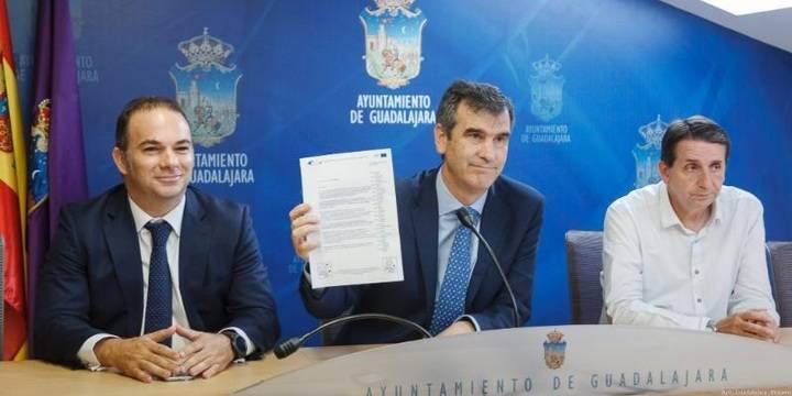 Guadalajara está de enhorabuena : ha sido elegida como Ciudad Europea del Deporte 2018