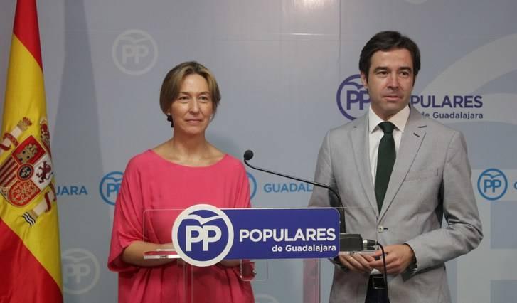 """Ana Guarinos: """"Page ha traicionado a todos en Castilla-La Mancha, incluido a sus votantes"""""""