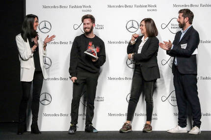 El diseñador alcarreño Juan Carlos Pajares se incorpora al calendario oficial de la Fashion Week de Madrid