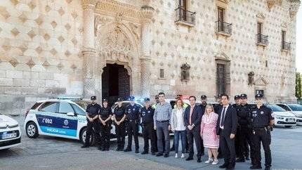 La Policía Local de Guadalajara ya siete nuevos vehículos