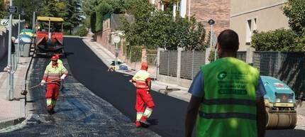 El ayuntamiento de Guadalajara inicia este martes el asfaltado de varias calles
