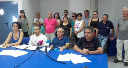 También en Toledo : Constiuyen una Plataforma Cívica para luchar contra la implantación de macrogranjas porcinas