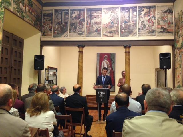 El ayuntamiento de Guadalajara culmina un año de homenajes a Buero