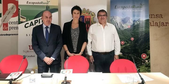 El 30 de septiembre, Sigüenza celebrará por todo lo alto que es la Capital del Turismo Rural 2017