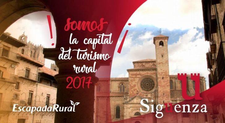 Sigüenza vivirá una fiesta memorable para celebrar que es Capital del Turismo Rural 2017