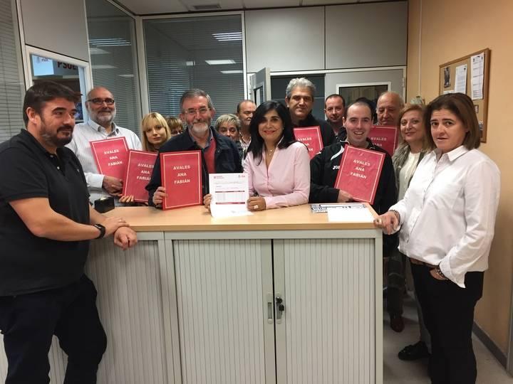 Ana Fabián logra los avales para competir con Bellido a la Secretaría General del PSOE de Guadalajara