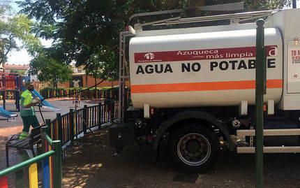 El alcalde de Azuqueca pide a la ciudadanía, a través de un Bando,