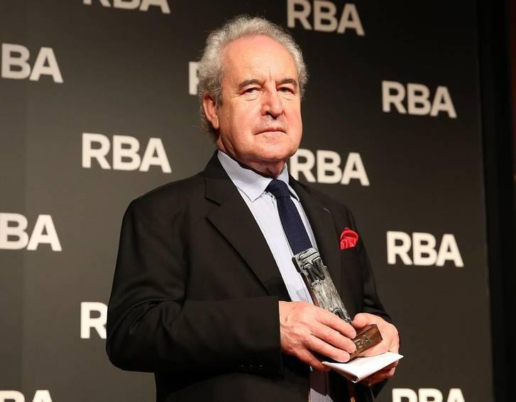 Benjamin Black gana el RBA de novela negra con 'Pecado'