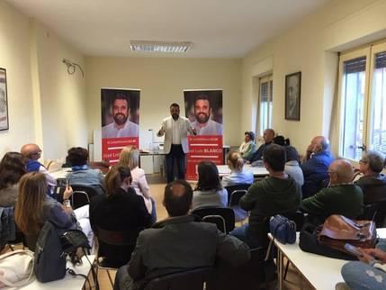 José Luis Blanco asegura que sacar a los calumniadores a la palestra ni acalla la voz de la militancia ni refuerza al PSOE