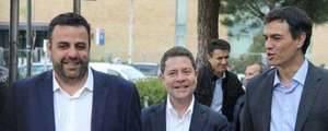 Denuncian que la Televisión Regional de Castilla La Mancha oculta en sus informativos al rival de Page en el PSOE