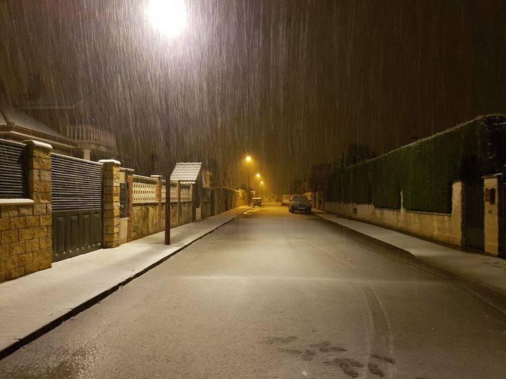 Comunicado del ayuntamiento de Cabanillas sobre el operativo del temporal de nieve