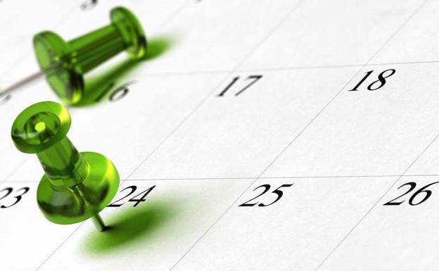La Junta aprueba el calendario laboral para 2018