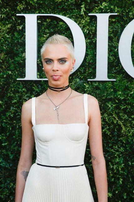 Cara Delevigne, nueva imagen de Dior