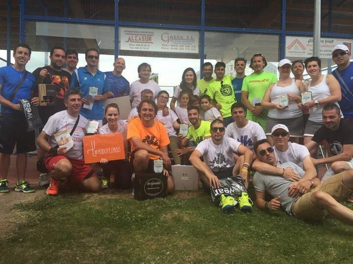 El Casino de Guadalajara acoge el IV Torneo de Pádel a beneficio de Nipace