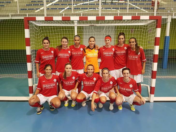 Nueva victoria de las chicas del Chiloeches ante Universidad de Valladolid