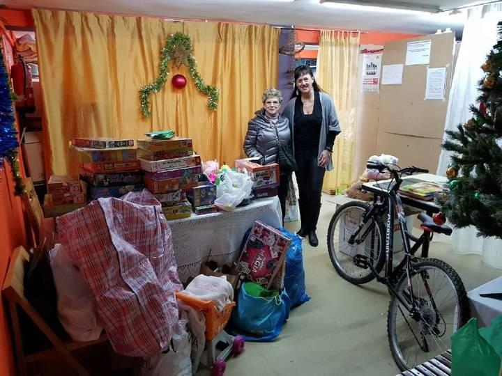 Ciudadanos Azuqueca de Henares satisfecho con la campaña de juguetes realizada este año