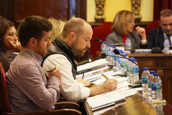 Ciudadanos logra que el Ayuntamiento de Guadalajara apoye las reclamaciones de Jusapol