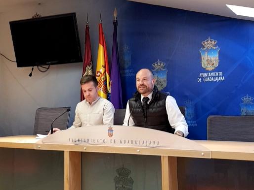 Ciudadanos Guadalajara someterá al pleno la equiparación salarial de las Fuerzas y Cuerpos de Seguridad del Estado
